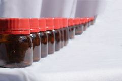 flessen Stock Fotografie