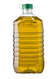 Flessenolie Royalty-vrije Stock Afbeelding