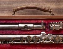 Flet; Instrument Muzyczny Obraz Stock