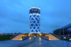 Fletcher Hotel Amsterdam, die Niederlande Stockfotos