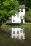 Fletcher's Boathouse. Photo of Fletcher's Boathouse along the C&O Canal in Washington D.C Stock Photo