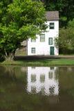 Fletchers Boathouse Stockfoto