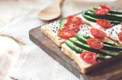 Fletley des aliments sains et sains photos stock