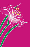 Fleur Illustration de Vecteur