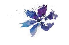 Fleur abstraite images stock