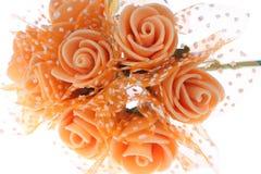 Fleur artificielle Photographie stock libre de droits