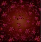Fleur background.1 Image libre de droits