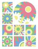 Fleur Collection_Fresh Illustration Libre de Droits