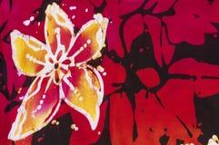 Fleur colorée artistique Photographie stock