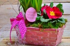 Fleur colorée Pâques de ressort photographie stock