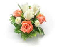 Fleur décorée Photographie stock