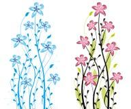 Fleur décorative illustration de vecteur