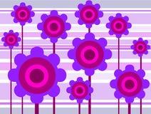 Fleur d'art    illustration stock