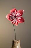 Fleur d'Origami Images stock