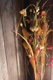 Fleur dans la chambre Photos libres de droits