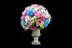 Fleur dans un vase Image libre de droits