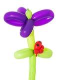 Fleur de ballon Photo libre de droits