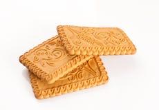 Fleur de biscuits Images libres de droits