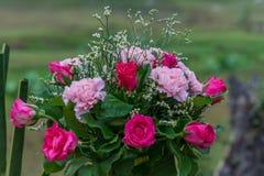 Fleur de bouquet pour la cérémonie Photos libres de droits