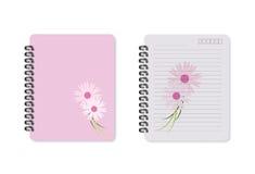 Fleur de cahier,    Photos libres de droits