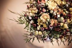 Fleur de cru. Fond de cru. Image stock