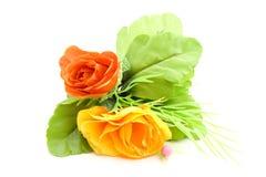 Fleur de décoration Photographie stock