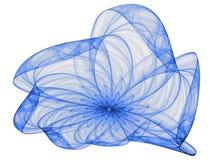 Fleur de Duotone illustration de vecteur