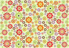 fleur de fond Image stock