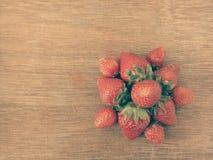 Fleur de fraise Images stock