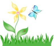 fleur de guindineau Images stock