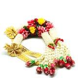 Fleur de guirlande Photo libre de droits