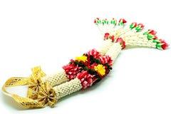 Fleur de guirlande Image libre de droits