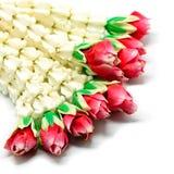 Fleur de guirlande Photographie stock libre de droits