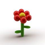 Fleur de jouet Photos stock
