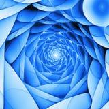 Fleur de l'espace de chaos illustration libre de droits