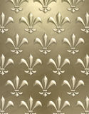 Fleur de lis background Royalty Free Stock Photography