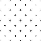 Fleur de lis seamless pattern background Stock Photos