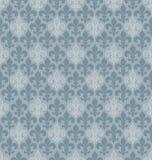 Fleur-de-lis seamless wallpaper. Royalty Free Stock Images