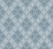 Fleur-de-lis seamless wallpaper. Royalty Free Stock Image