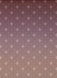 Fleur-de-LisAllover Muster lizenzfreies stockbild