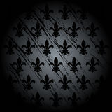 Fleur de lys  Royalty Free Stock Photo