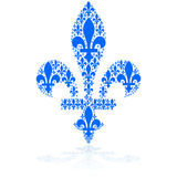 Fleur-de-lys Royalty Free Stock Photography