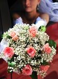 Fleur de mariage image libre de droits