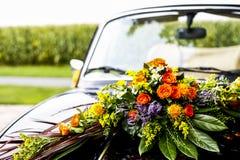 Fleur de mariage photographie stock