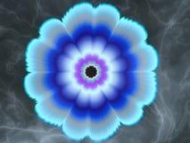 Fleur de refroidissement de passion illustration de vecteur
