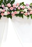 Fleur de Rose pour le mariage Photographie stock