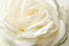 Fleur de tissu Images libres de droits