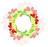 Fleur de type Photographie stock libre de droits