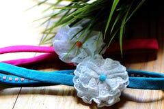 Fleur Desing créatif de bandeaux Images stock