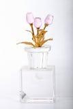 fleur en cristal Photo libre de droits